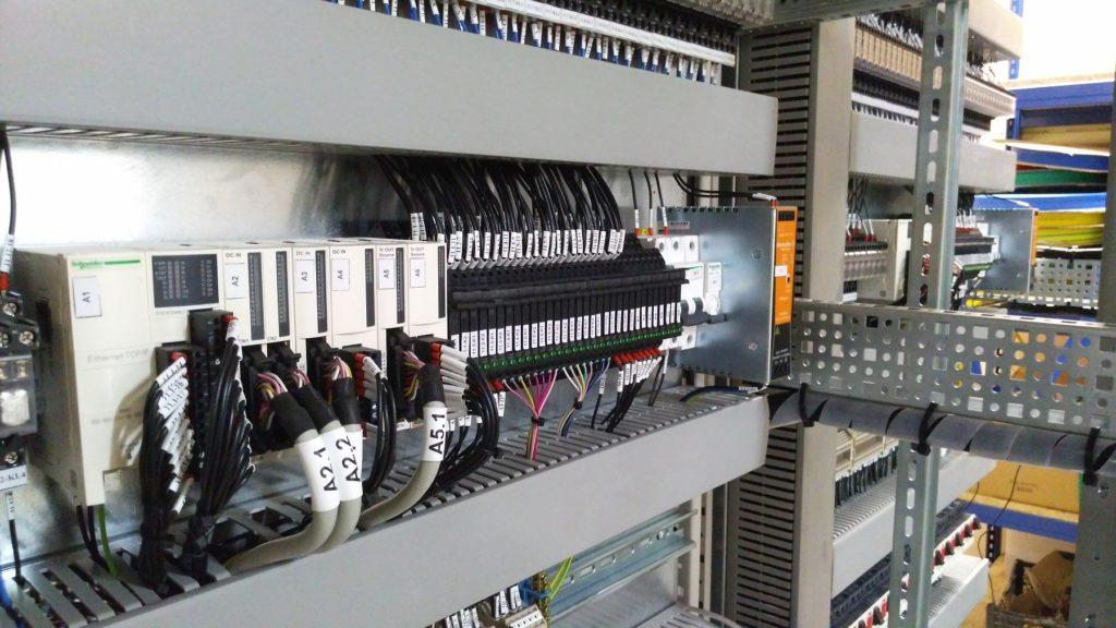 Автоматизация технологических процессов комбикормового завода