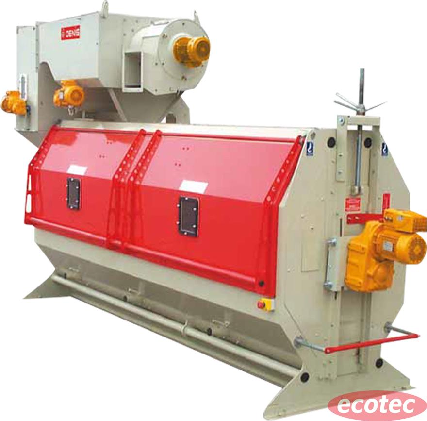 Зерноочистительная машина DENIS от компании Экотек технолоджи