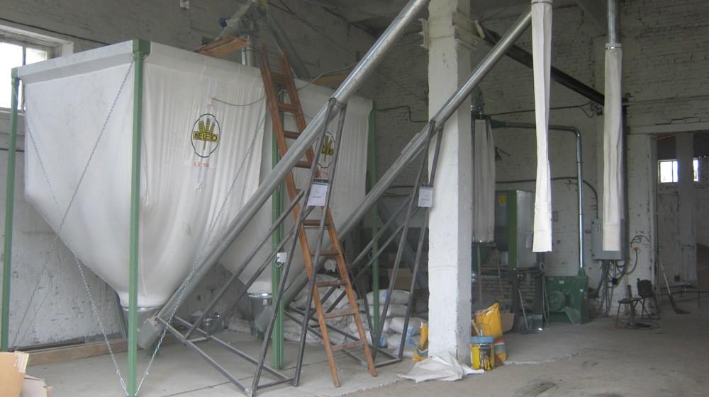 Кормовой бункер от компании Экотек технолоджи