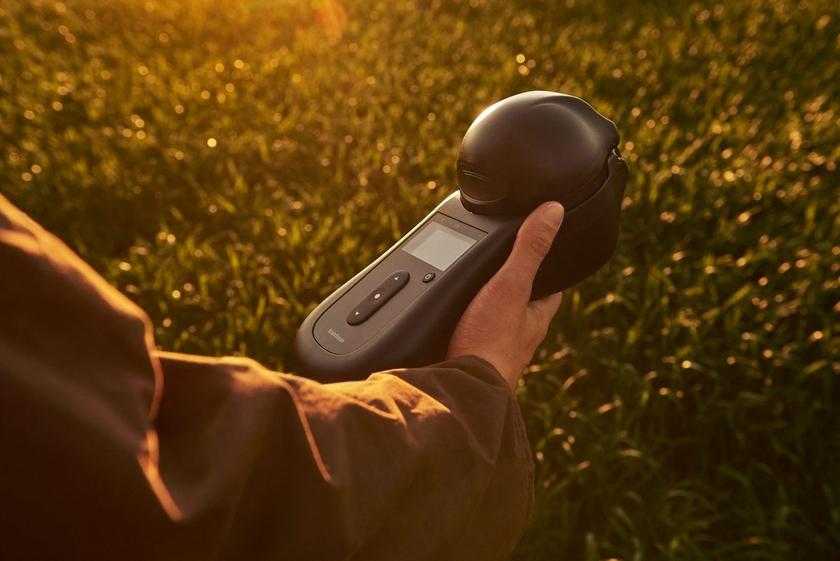 Анализатор качества зерна мобильный