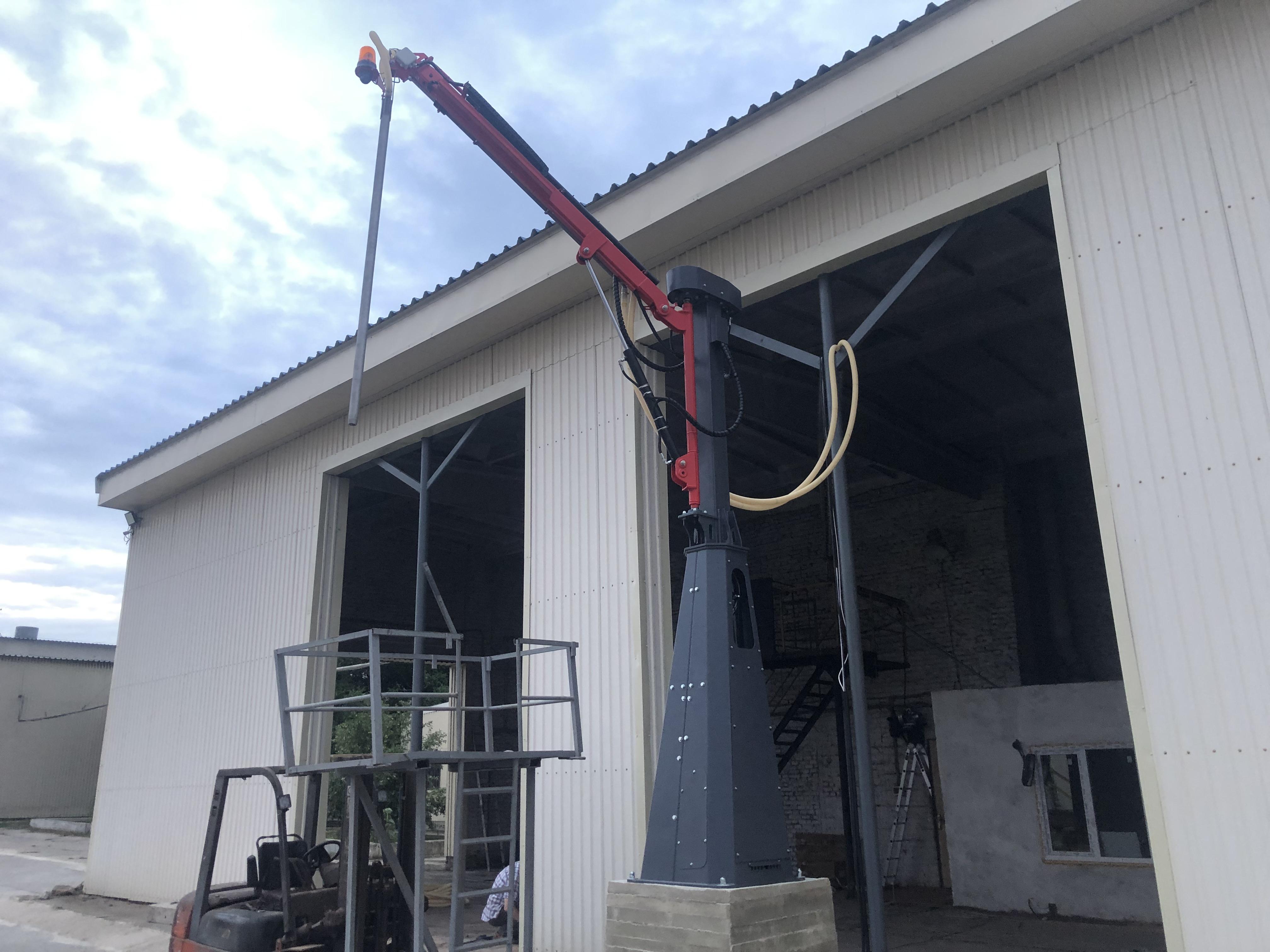автоматический пробоотборник зерна ECOTEC STANDART 270